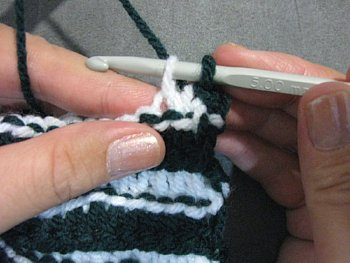 Reversible Scarf - Free Crochet Pattern