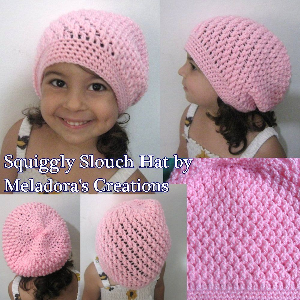Slouch Hat Crochet Pattern Unique Ideas