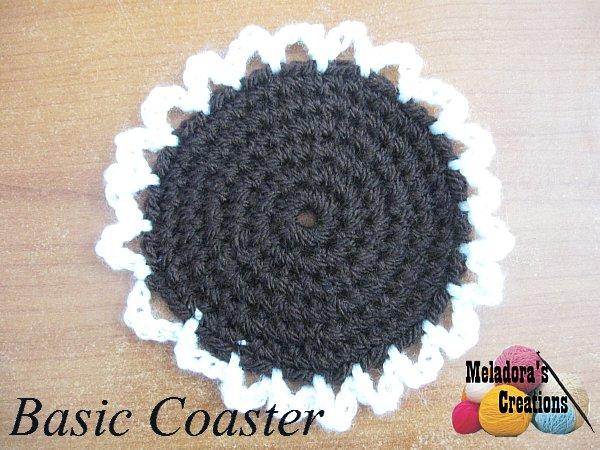 Basic Coaster 600 WM