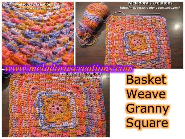Basket Weave Granny