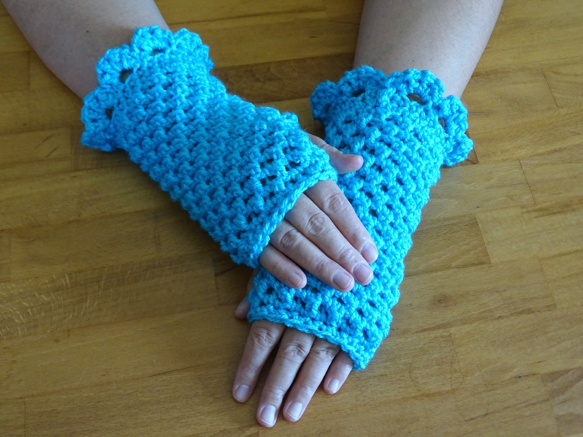 Butterfly stitch gloves revised 2