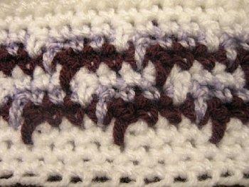 Flower Head band - Free Crochet Pattern