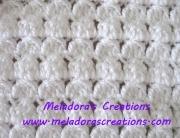 Cluster Stitch Scarf 7