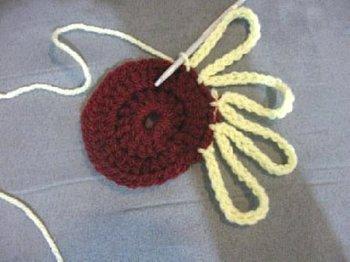 Crochet Flower Doily - Free Crochet Pattern
