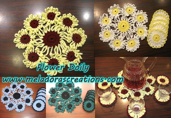 Flower Doily Combined Pic 600
