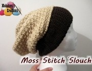 Moss Stitch Slouch Hat 1 600 WM