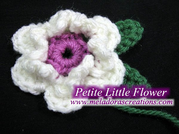 Petite Little Flower DISPLAY WM