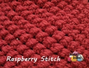 Raspberry Stitch 1 - 3