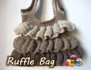 Ruffle Bag 27 - 600 WM