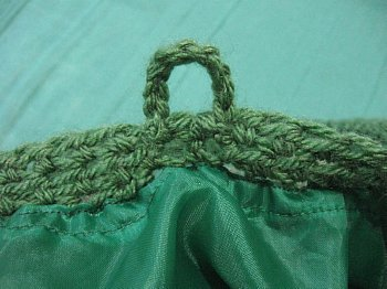 Ruffle Bag 29