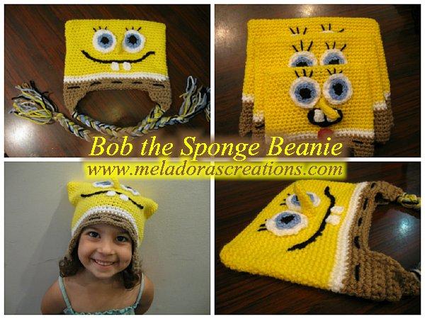 Spongebob Crochet Hat Hat Hd Image Ukjugs