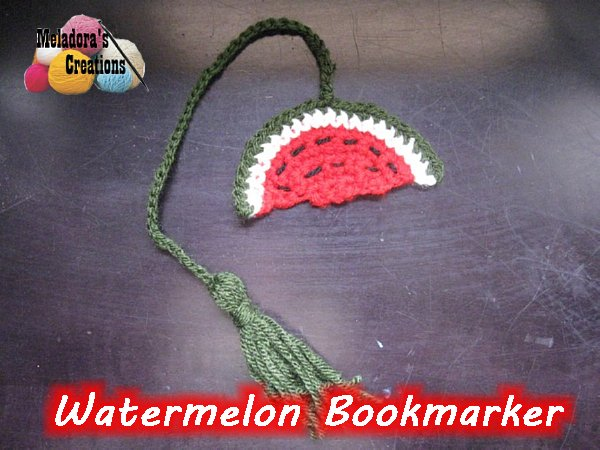 Watermelon Book Marker 600 WM