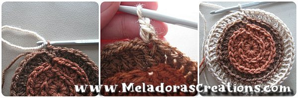 Ripple Wave Beanie - Free Crochet Pattern