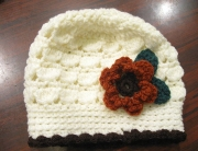 toddler cluster beanie - 1