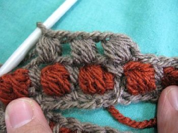 Crocheted Bangle - Free Crochet Pattern