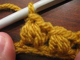 Bean Stitch 3