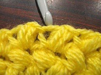 Bean stitch Coasters 3