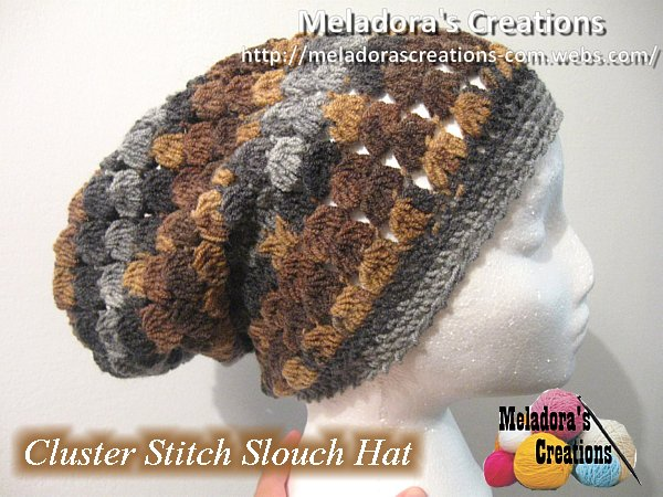 Cluster Stitch Slouch hat 1 600 WM