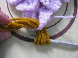 Croc shawl 12 -1