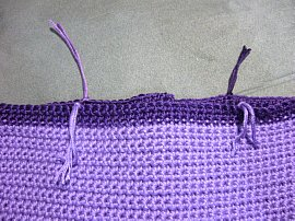 Crochet Flower Dress 48