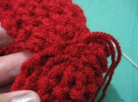 Crochet booties 18 -1