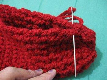 Crochet booties 19