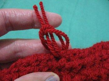 Crochet booties 20