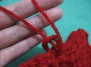 Crochet booties 21 -1