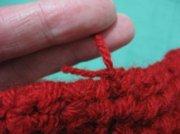 Crochet booties 22 -1