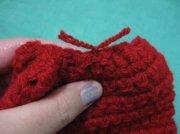 Crochet booties 25 -1