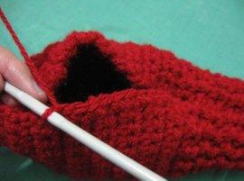 Crochet booties 26 -1