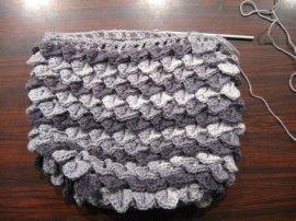 Crocodile Stitch Draw Bag - Free Crochet Pattern 70eba2ee8217f