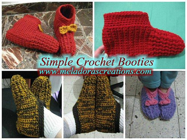 Easy Crochet booty