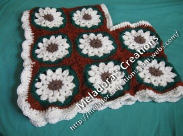 Lilly's Granny Shawl Display Pic 1 WM
