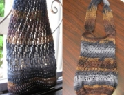 Mesh Tote combined med