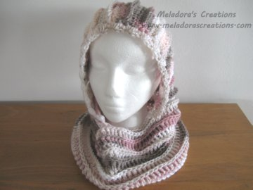 Riptide Hodded Cowl 24 - DISPLAY PIC
