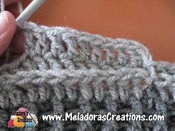 1e4eeb46d53 Riptide Slouch Hat - Free Crochet Pattern