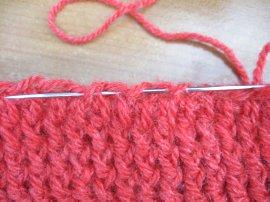 Slouchy Angel Stitch Beanie 11