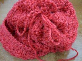 Angel Stitch Adjustable Slouchy Beanie - Free Crochet Pattern