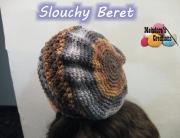 Slouchy Beret 6 600 WM