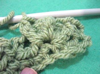 Star Fish Stitch Slouch Hat - Free Crochet Pattern