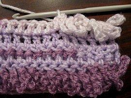 Twisted Loop Scarf - (Astrakhan Stitch) Free Crochet Pattern