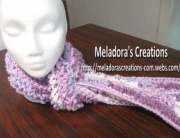 Twisted Loop Scarf Finsihed 3 -1