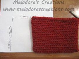 Crochet Envelope for Valentines, Christmas or Birthdays