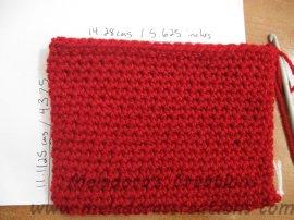 Valentine's Crochet Envelope 4