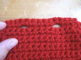 Valentine's Crochet Envelope 9