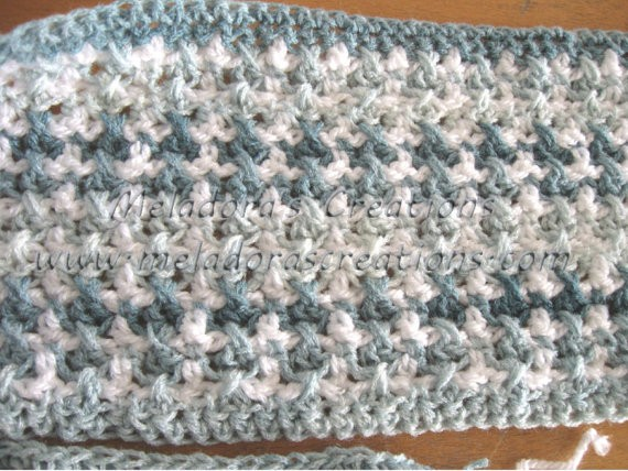 10 Quick to Crochet Scarves – Free Crochet Pattern link Blast