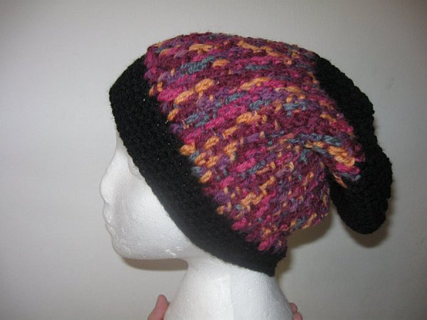 Free Crochet Pattern For Cluster Beanie : Meladoras Creations Cluster Crochet Beanie - Free ...