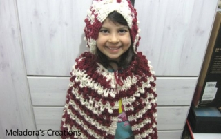 Red Riding Hood Cape and Hood small display pic