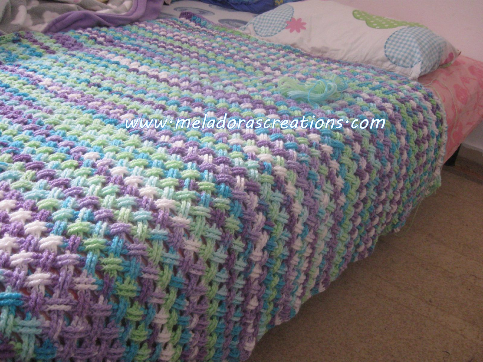 Crochet Cable Stitch : Crochet Cable Stitch Afghan Patterns